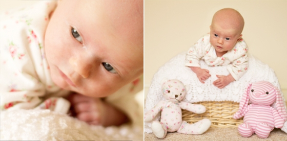 Baby newborn photo session Manchester, UK
