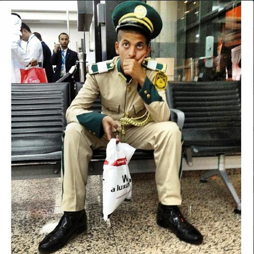 Duty free? Dubai