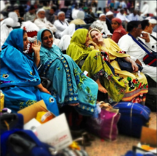 Happy people, T2, Dubai